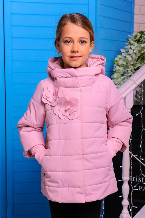 Куртка «Миледи», розовая
