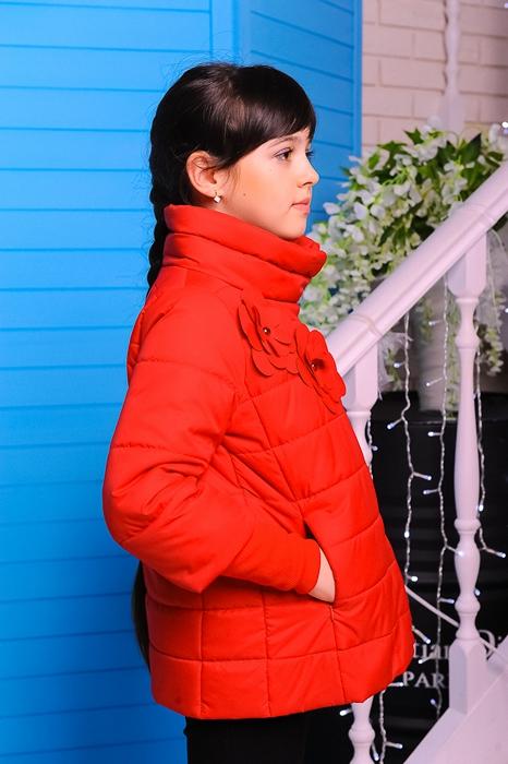 Куртка «Миледи», красная