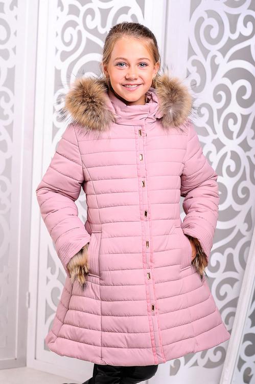 Куртка «Марианна», пудра
