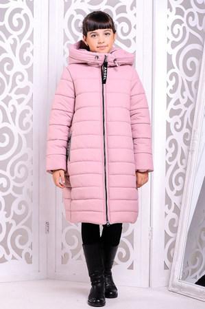 Пальто «Ангел», розовое