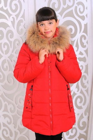 Куртка «Магия», красная
