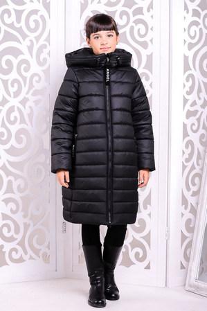 Пальто «Ангел», черное