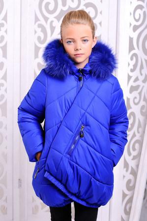 Куртка «Элис», синий эл.