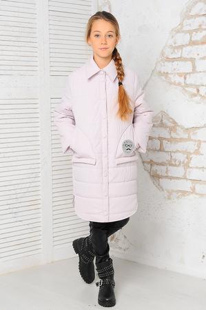 Куртка «Алиса», пудра
