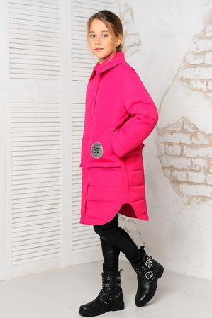 Куртка «Алиса», фуксия