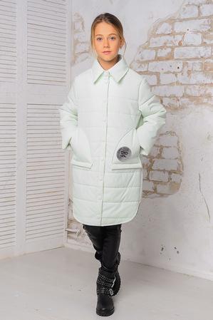 Куртка «Алиса», минт