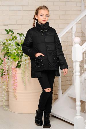 Куртка «Миранда», черная