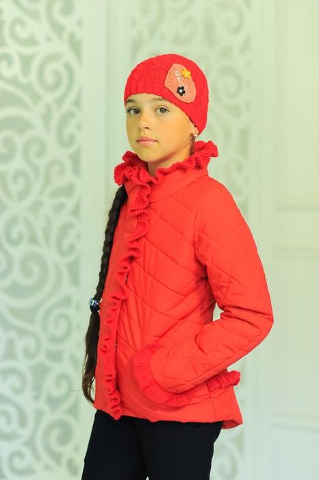 Куртка «Одри», красный