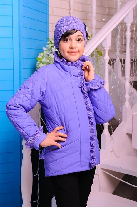 Куртка «Одри», лаванда