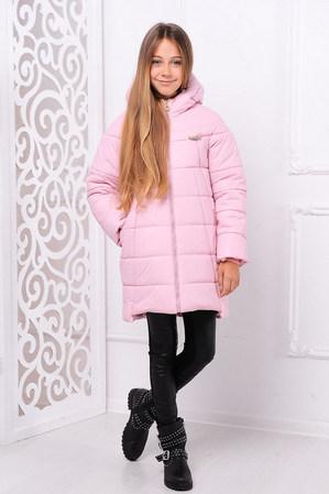 Куртка «Николь», розовая