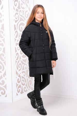 Куртка «Николь», черная