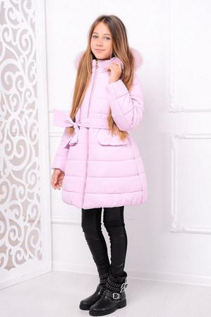 Куртка «Тринити», розовая